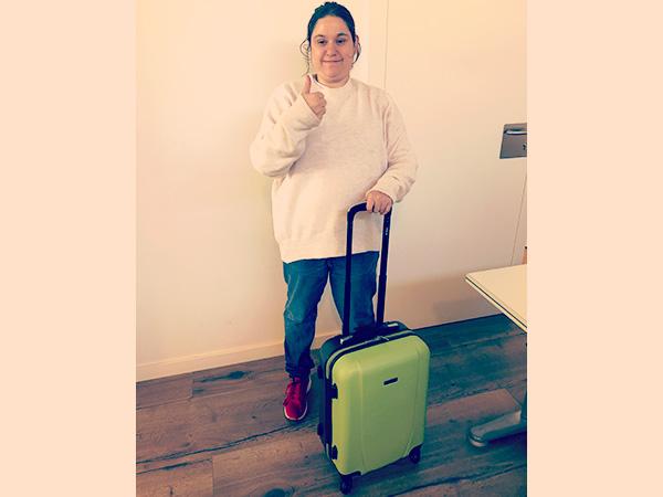 Una maleta llena de experiencias